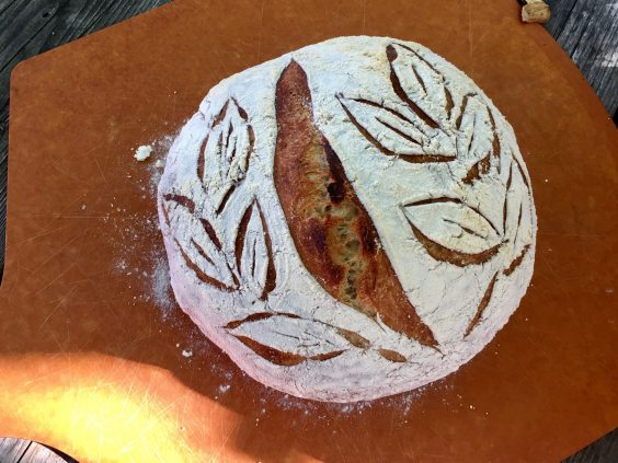 Pain de base de Marie Miche